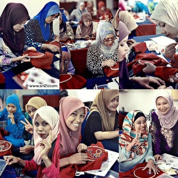 Kursus Jahitan Manik Kedah