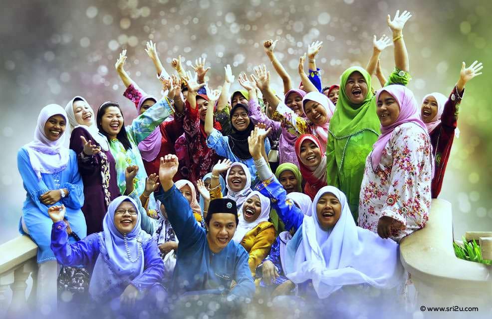 Bengkel Jahitan Manik Bersama GIATMARA Malaysia