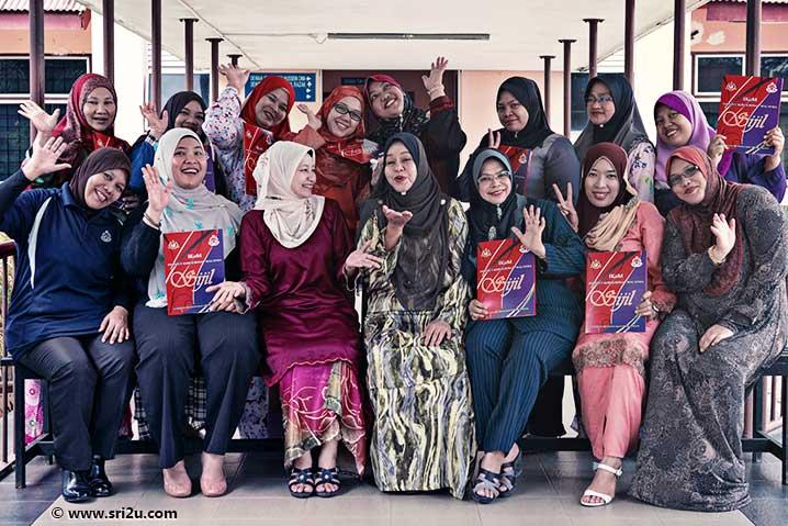 Bengkel Jahitan Langsir Bersama Pengawai Jabatan Penjara Malaysia