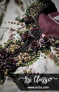 Corak Fesyen Manik Terkini Pada Busana